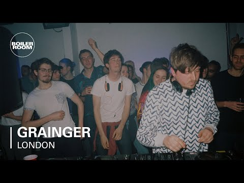 Grainger Boiler Room Local Heroes DJ Set