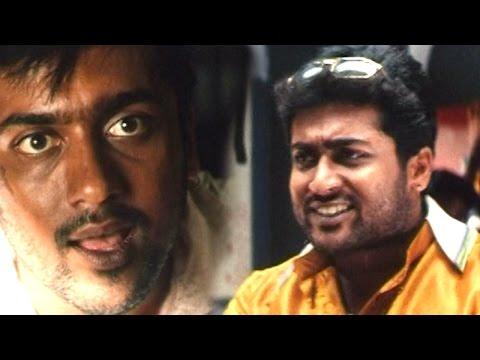 Siva Putrudu Movie || Surya Back To Back Comedy Scenes || Vikram, Surya, Laila
