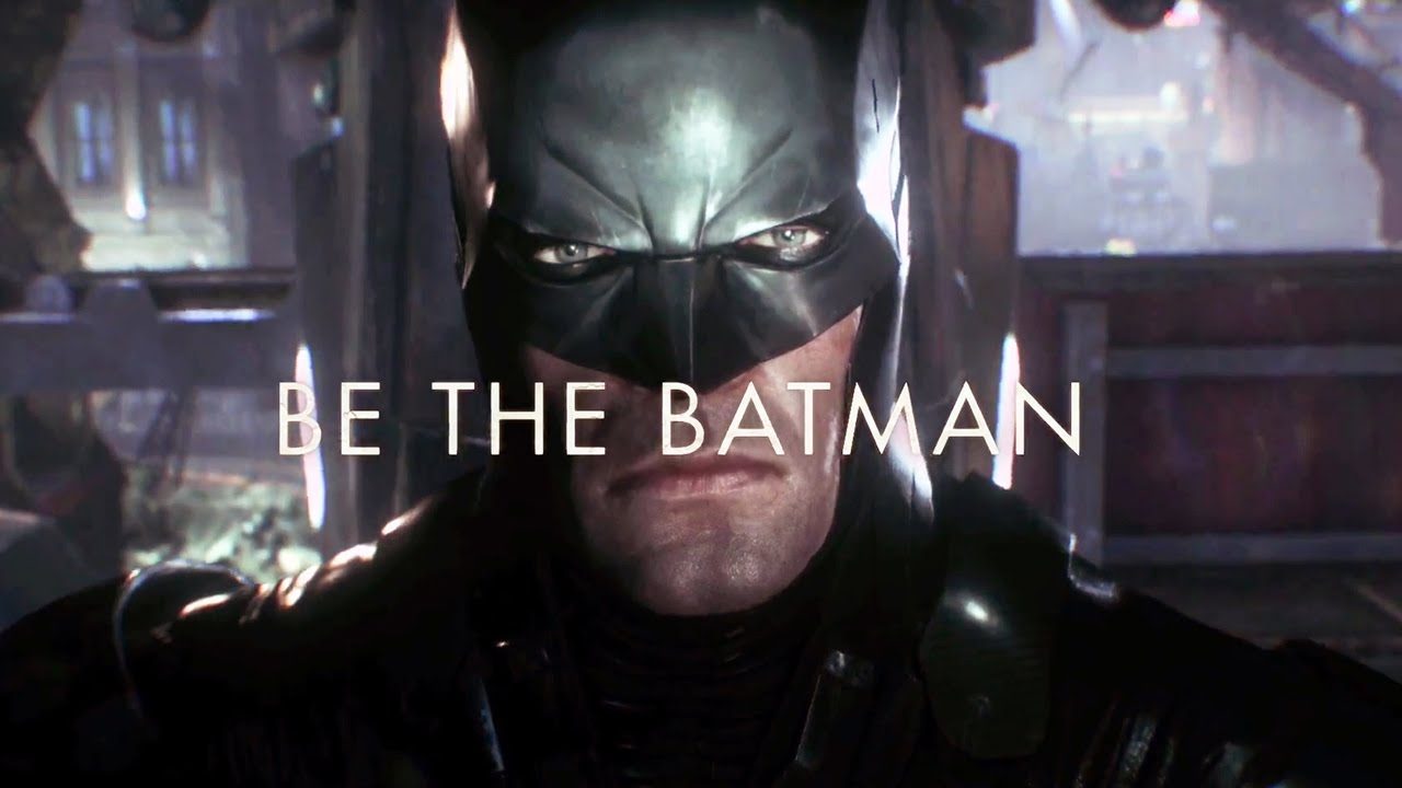 BATMAN ARKHAM KNIGHT – New TV Spot (with Music from Muse) #VideoJuegos #Consolas