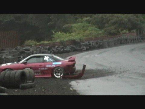 msc yz circuit 2008 crash