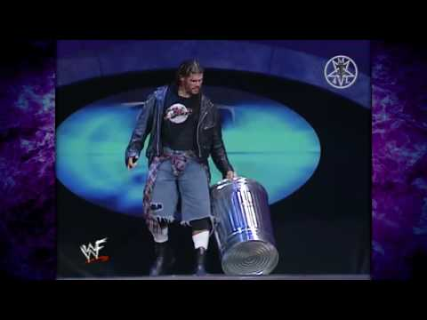Undertaker Vs. Raven Hardcore match WWF Live 12/14/00