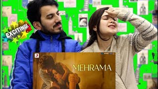 Video Mehrama Song Reaction | Love Aaj Kal | Kartik | Sara | Pritam | Darshan Raval | Pakistan Reaction download in MP3, 3GP, MP4, WEBM, AVI, FLV January 2017