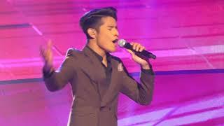 SEANDAINYA Afieq Shazwan di Konsert BIG STAGE Minggu Pertama