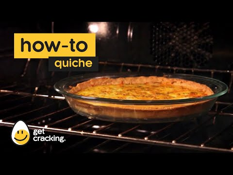 How-To: Make a Quiche