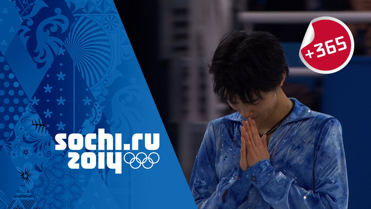 Yuzuru Hanyu Breaks Olympic Record – Full Short Program | #Sochi365