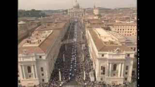 Video : résumé de la canonisation de Saint Josémaria