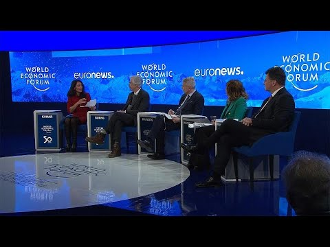 Νταβός: Ο γεωπολιτικός ρόλος της Ευρώπης και το Πράσινο Σύμφωνο…