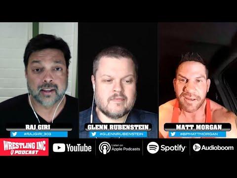 WINC Podcast (3/8): WWE RAW Review With Matt Morgan, AEW Revolution, WrestleMania
