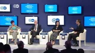 DW Debate From Bangkok Thailand Special Program World Economic Forum (on East Asia)