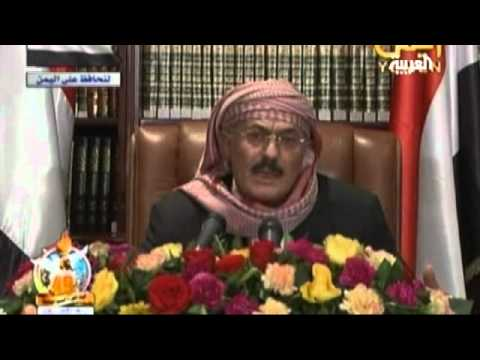 Saleh Calls for Elections