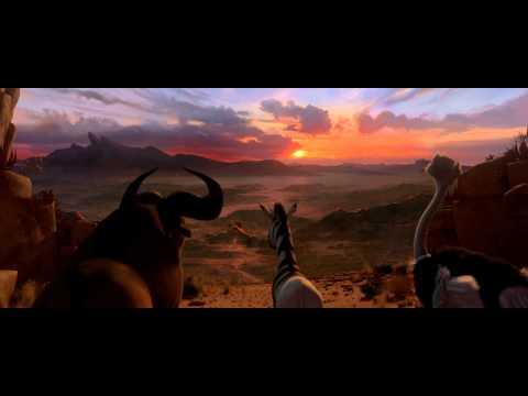 Khumba, La Cebra Sin Rayas - Trailer Oficial
