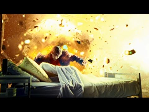 Clark Kent's Powers - Invulnerability -- (Smallville - S3-4; E20)