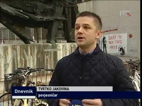 Zaštitnici Špiljaka, Perkovića i Mustača u Dnevniku HTV-a