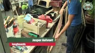 Jasper Aelvoet – Longboards