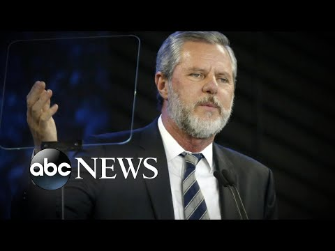 Jerry Falwell Jr. resigns from Liberty University after alleged sex scandal l GMA