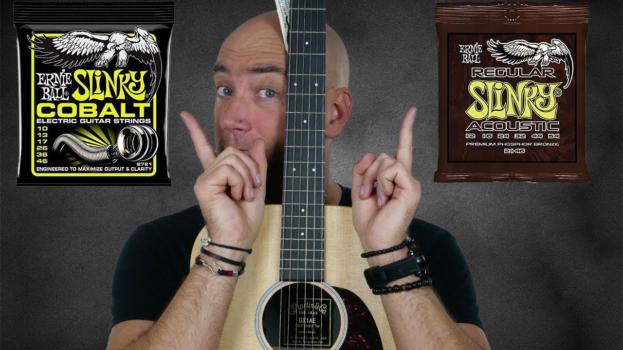 What Happens When You Put Electric Strings On An Acoustic Guitar?