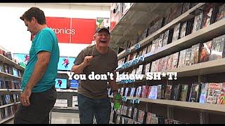 farse vanturi prin magazin