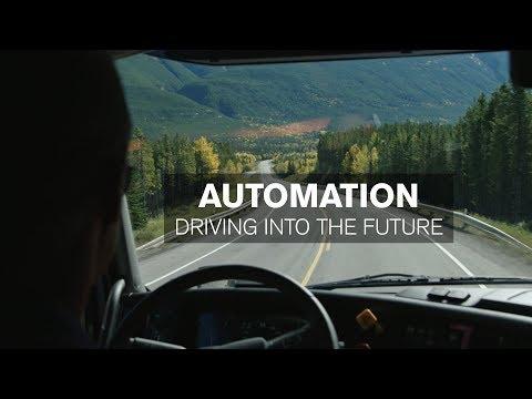 Autonoom rijden volgens Volvo Trucks - Driving into the Future