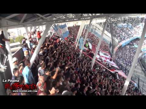 Esta Es Tu Hinchada La Que Tiene Aguante - Los Borrachos del Tablón - River Plate
