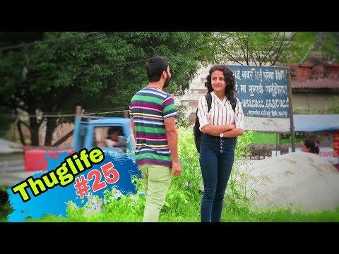 (Nepali Prank - Timi Ramro Lagyo | Thuglife #25 (Prankster Aakash) - Duration: 11 minutes.)
