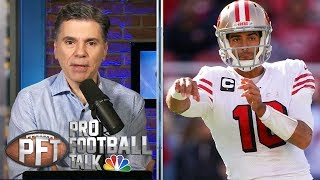 NFL Power Rankings: 49ers inching closer to Pats | Pro Football Talk | NBC Sports