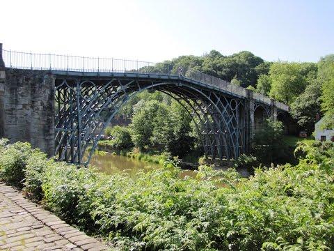 Ironbridge – Coalport – Coalbrookdale round | shropshire  Walks