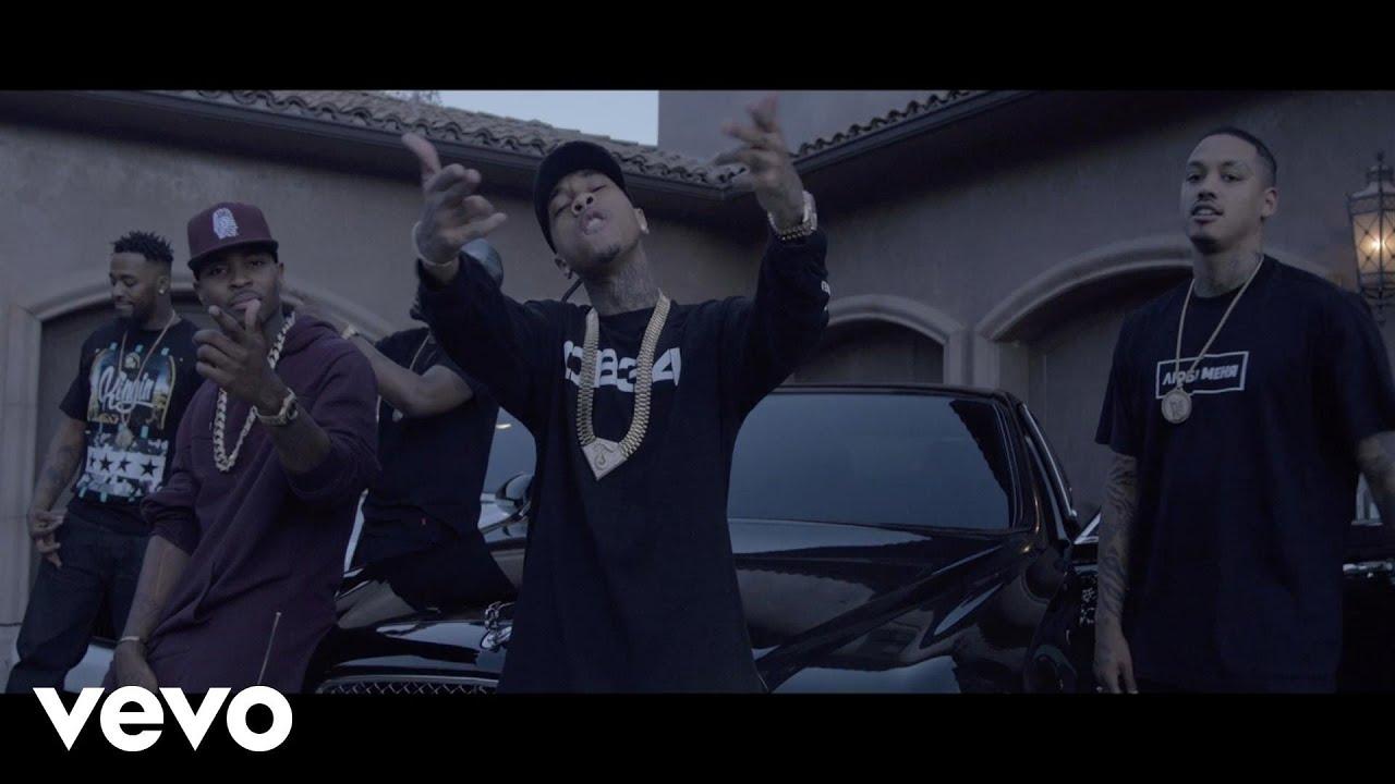 Tyga – Don't C Me Comin (Video)