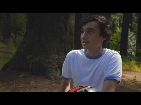 Time With: Emmet White, longboarder