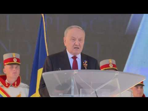 Moldovan president: I am glad, similar to all our citizens who live with sense of freedom, independence