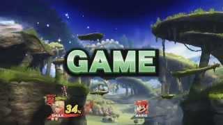 [DUB] Super Smash Brothers – Shulk vs. Mario (Test Dub Out of Boredom)