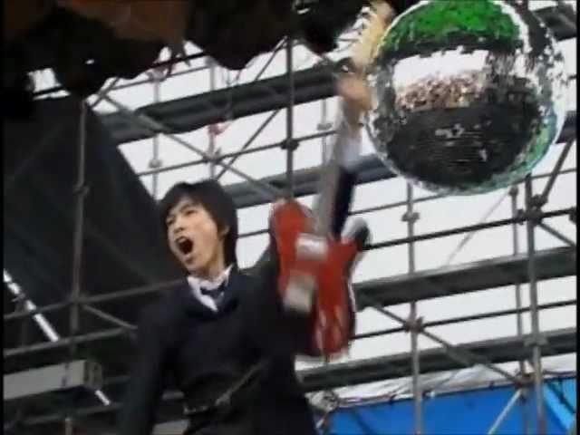 [LIVE] TMGE - CISCO~G.W.D.~中断 (FUJI ROCK '98 in TOKYO)