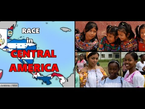 Racial Makeup of Central America (Belize, Costa Rica, El Salvador, and More!)