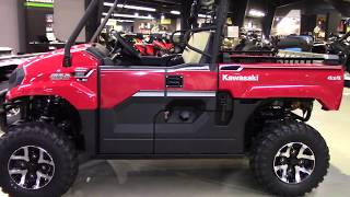 4. 2019 Kawasaki MULE PRO MX EPS LE - New Side x Side For Sale - Niles, Ohio