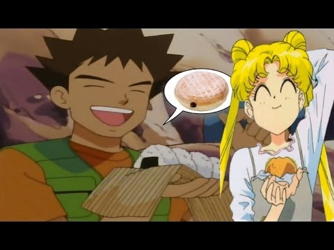 Top Ten Strangest Dub Names For Japanese Food In Anime
