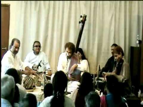 Ustad Raza Ali Khan-Gurji Todi Bhor Bhayee