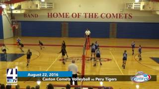 Caston Volleyball vs. Peru Tigers