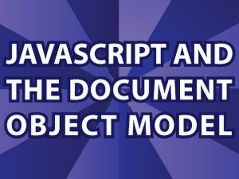 JavaScript Video Tutorial Pt 5