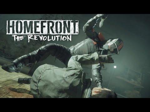 Hispasolutions carátula DVD de Homefront: The Revolution para PC cd key