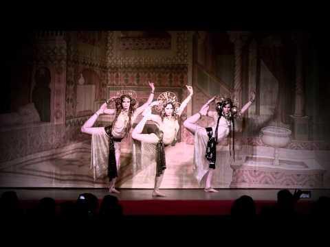 Datura Excerpt - Glide Trio at Tribal Fest 13 (видео)