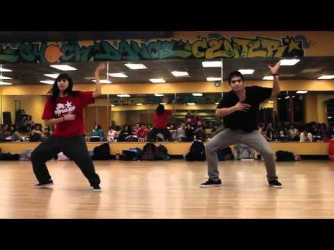 Alors on danse - Choreography: Jeremy Fabunan Stephanie Sicat A piece I showcased with Steph for 220's