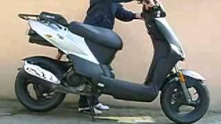 2. Kymco Agility 50 4T (2008)