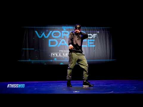 Poppin John | FrontRow | World Of Dance 2017 | #WODATL17