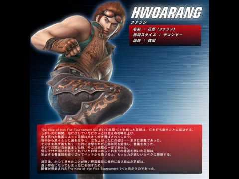 Tekken 6 Characters