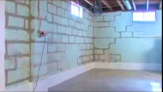 How to transform a unusable basement to a great living area