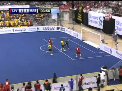 Malaysian Masters Vs Liverpool Masters Part 1
