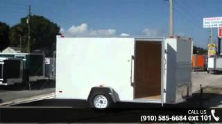 8. NEW ATV Trailer - 12 foot with Additional Height - Snapp...