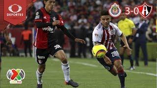 Video ¡Sublime! | Resumen Chivas 3 - 0 Atlas | Clausura 2019 - J7 | Televisa Deportes MP3, 3GP, MP4, WEBM, AVI, FLV Februari 2019