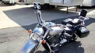 8. 2005 Honda VTX 1300S Touring Motorcycle , 12,900 MIles, Like New