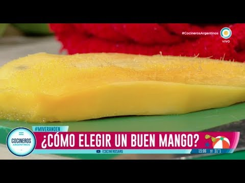 La producción de mango en Argentina