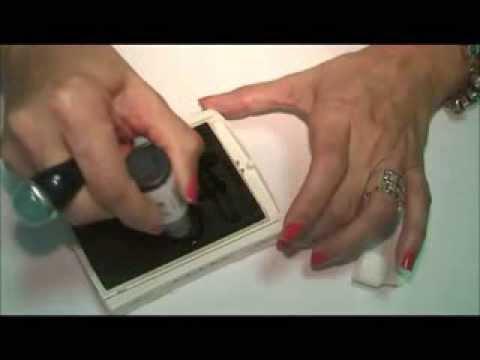 Stampin Up: Tutorial Como Recargar las Almohadillas de Tinta o Ink Pad's